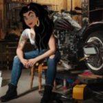 Illustration du profil de Clarisse-Quartz