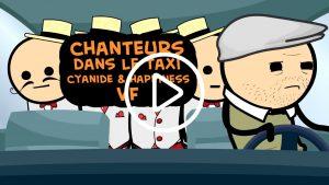 Chanteurs dans le taxi (VF)